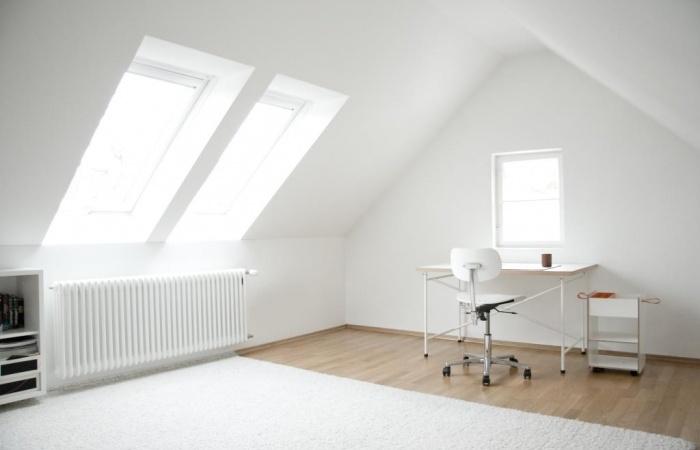 Dachgeschossausbau<br>Schwabing