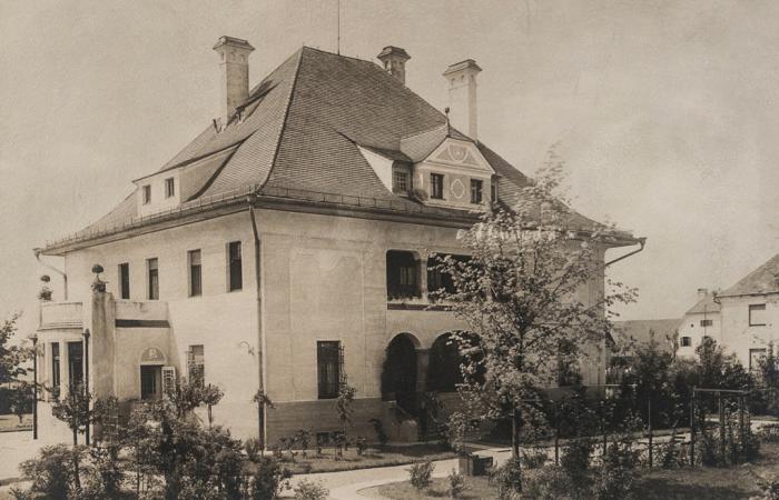 Klinikum Haar<br>Haus 76