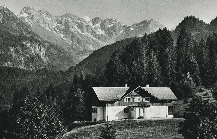 Wohnhaus Oberstdorf